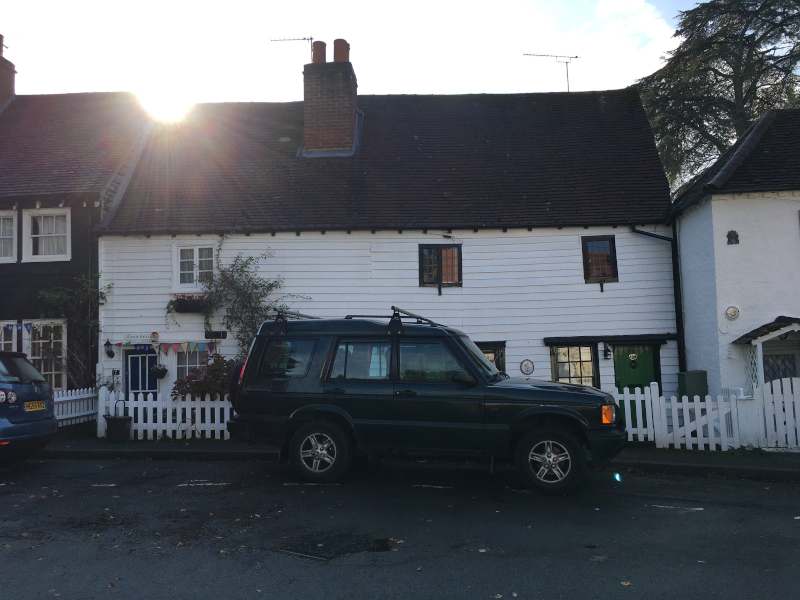 LISTED: Internal Refurbishment of Timber Cottage