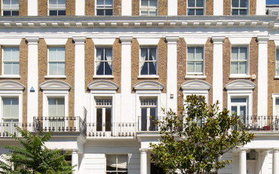 PLANNING: for listed house near Chelsea